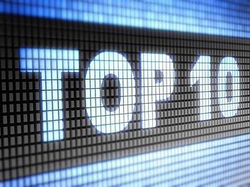 recylcen content top 10