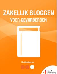 Zakkelijk bloggen voor gevorderen