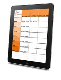 Blog Content Kalender