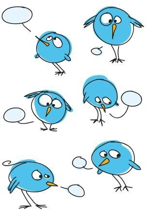 Zakelijk Twitter Twitteren ICT