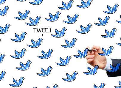 Twitter, leadgeneratie, waardevolle tweets, content marketing