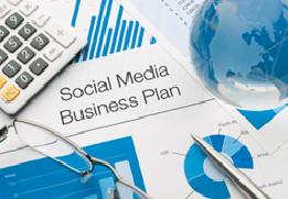 Hoe ziet uw social media business plan eruit?