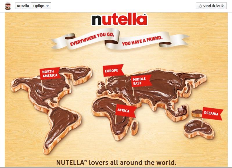 Nutella App