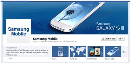 Samsung Timeline