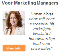 Voor Marketing Managers