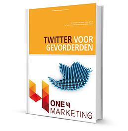 ebook e-book Twitter voor gevorderen leadgeneratie