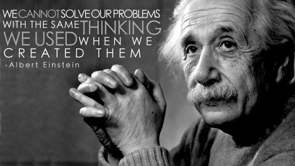 einstein-problem-solving