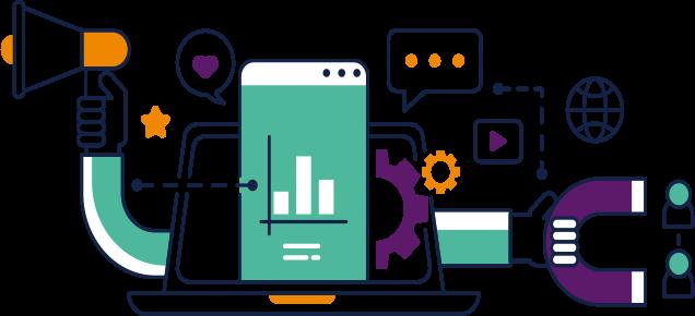 One4marketing - uw partner in groei voor inbound sales, marketing en service.