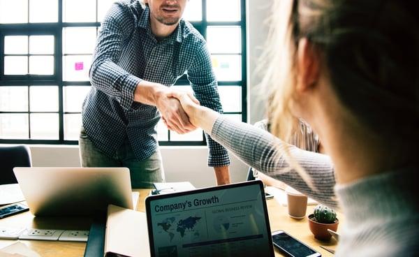 Een sales-team dat groeit, loopt soms tegen problemen aan.