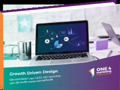 Download het e-book Growth Driven Design.