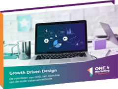 Download het e-book Growth Driven Design.
