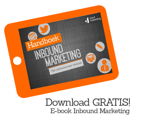 Download gratis het e-book Inbound Marketing!