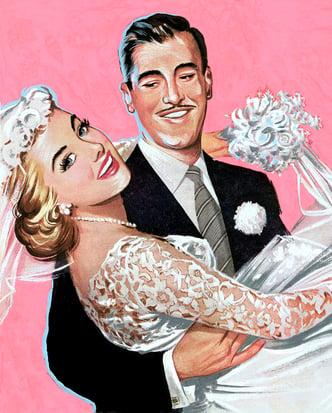 iStock-152408123 Plaatje huwelijk voor blog over 5 wijsheden ivm lange klantrelaties-1