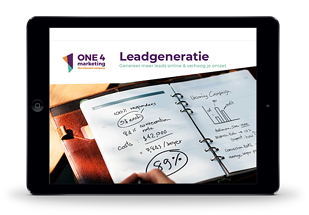 leadgeneratie LP