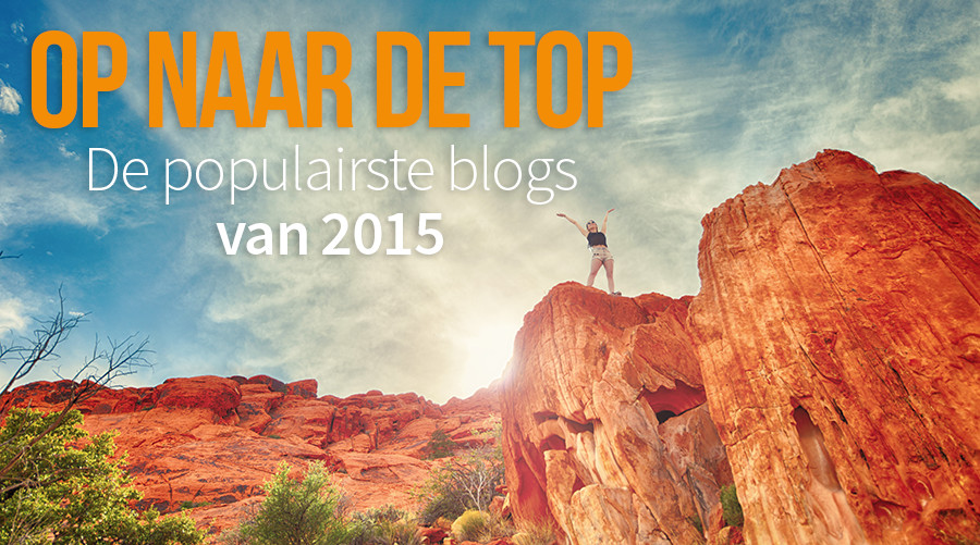 Populairste marketing artikelen in 2015