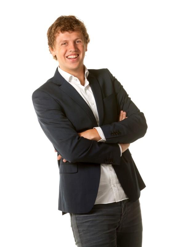 Marc Rutgers, Inbound sales coördinator
