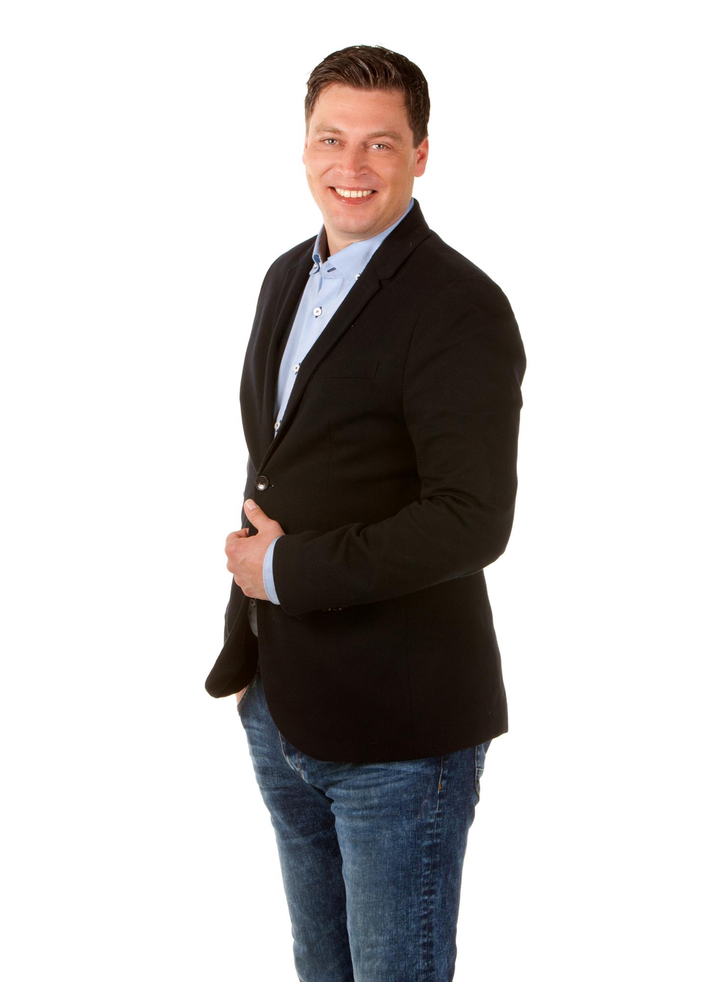 Michel van der Neut, Inbound Sales
