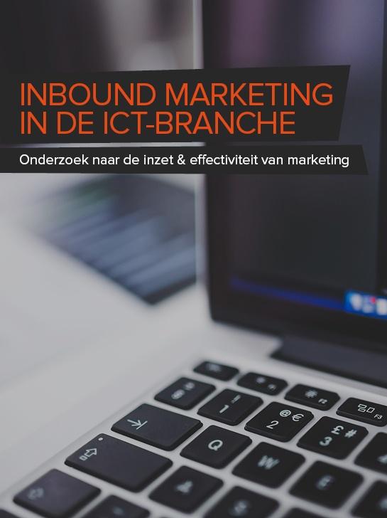Onderzoek Marketing en ICT