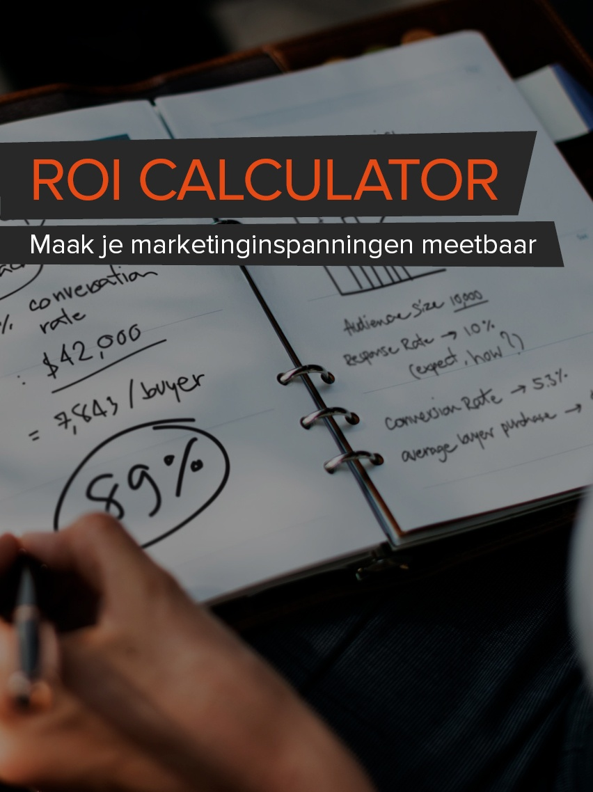 marketing roi berekenen
