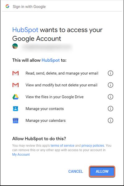 allow-hubspot-access