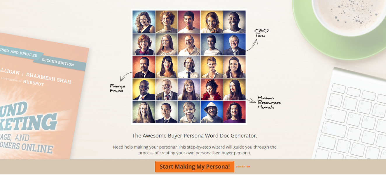 make-my-persona-hubspot